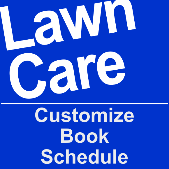 Book a lawn care service online