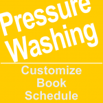 Book a pressure washing service online